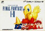 Cover Final Fantasy I & II