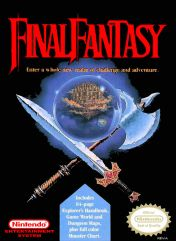 Cover Final Fantasy