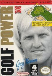 Cover Greg Norman's Golf Power
