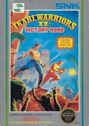 Cover Ikari Warriors II: Victory Road