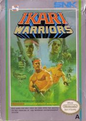 Cover Ikari Warriors