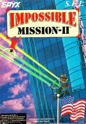 Cover Impossible Mission-II (NES)