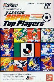 Cover J-League Super Top Players