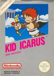 Cover Kid Icarus