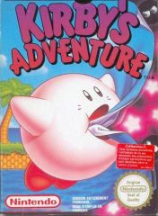 Cover Kirby's Adventure