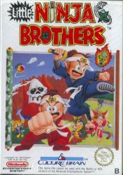 Cover Little Ninja Brothers