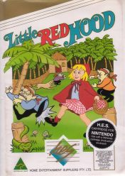 Cover Little Red Hood