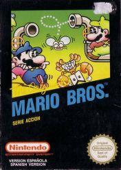 Cover Mario Bros.