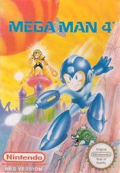 Cover Mega Man 4