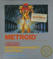 Cover Metroid