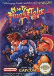 Cover Mighty Final Fight