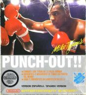 Cover Mike Tyson's Punch-Out!! (NES)