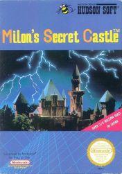 Cover Milon's Secret Castle