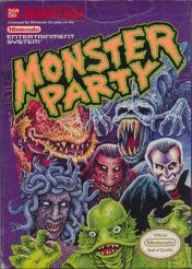 Cover Monster Party