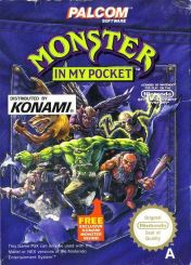 Cover Monster in My Pocket