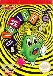 Cover Mr. Gimmick
