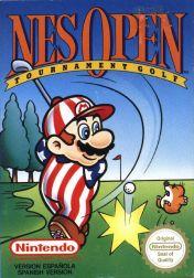 Cover NES Open Tournament Golf