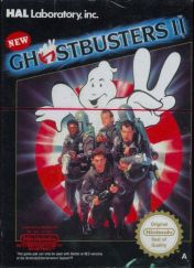 Cover New Ghostbusters II