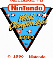 Cover Nintendo World Championships 1990