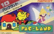Cover Pac-Land (NES)