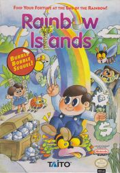 Cover Rainbow Islands