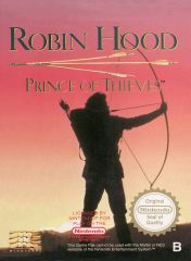 Cover Robin Hood: Prince of Thieves