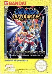 Cover Saint Seiya: Ougon Densetsu (NES)