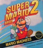 Cover Super Mario Bros. 2
