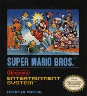 Cover Super Mario Bros. (NES)
