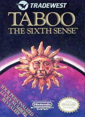 Cover Taboo: The Sixth Sense