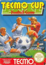 Cover Tecmo Cup Soccer Game