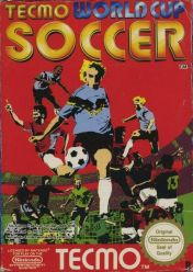 Cover Tecmo World Cup Soccer