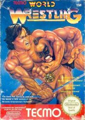 Cover Tecmo World Wrestling