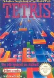 Cover Tetris