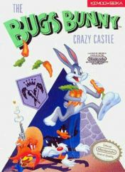 Cover The Bugs Bunny Crazy Castle