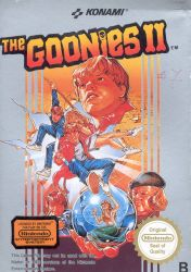 Cover The Goonies II