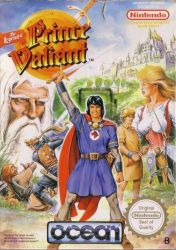 Cover The Legend of Prince Valiant (NES)