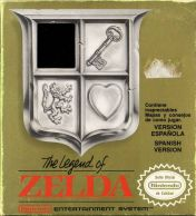 Cover The Legend of Zelda (NES)