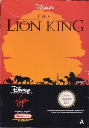 Cover The Lion King (NES)