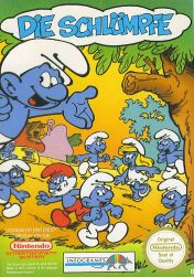 Cover The Smurfs (NES)