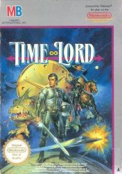Cover Time Lord (NES)