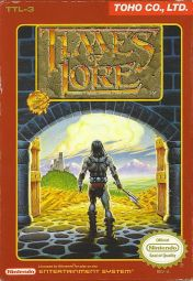 Cover Times of Lore