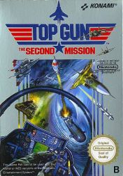 Cover Top Gun: The Second Mission