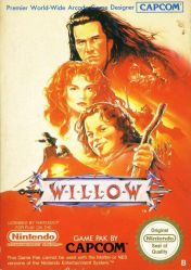 Cover Willow (NES)