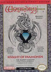 Cover Wizardry: Knight of Diamonds - The Second Scenario