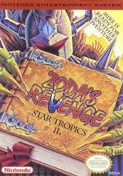 Cover Zoda's Revenge: Star Tropics II