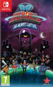 Cover 88 Heroes - 98 Heroes Edition