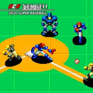 Cover ACA NEOGEO 2020 SUPER BASEBALL