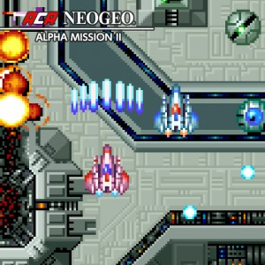 Cover ACA NEOGEO ALPHA MISSION II