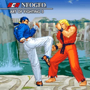 Cover ACA NEOGEO ART OF FIGHTING 3